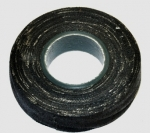 Auduma izolācijas lente 16x15m melna