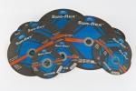 Disks metālam 180x2x22K