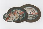 Disks 230x3x22 pa betonu