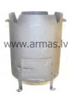 Krāsns kazanam 22L-50L diam510 H750mm