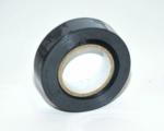 Lente PVC izolācijas (melna) 19mmx20m