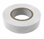 Lente balta izol.19mmx20m/ PVC