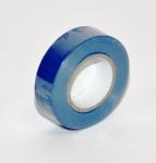 Lente PVC izolacījas (zilā) 19mmx20m